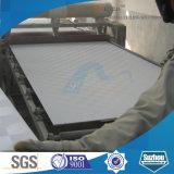 Lamelliertes Kurbelgehäuse-Belüftung verschieben Decken-Gips-Fliesen (ISO, SGS bescheinigt)