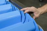 Transporte de correia do PVC do protetor da pá com o transporte de correia do defletor