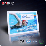 IDENTIFICATION RF sans contact Smart Card de la carte M1 S50 de puce RFID