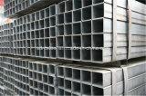 Câmara de ar quadrada galvanizada do MERGULHO quente com furos para o frame
