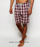 方法印刷の人の浜の不足分の小切手パターン卸売の衣服