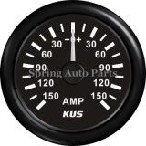 "2 "" 52mm Ammeter/AMP Gauge con Current Selezionano-in su Unit +/-150A con Backlight"