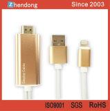 Cable del convertidor de HDMI TVAD para el iPhone 7