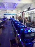 Umdrehungs-bewegliches Hauptträger-Licht LED-3*3PCS 12W 4in1