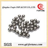 316L 38.1mm 스테인리스 단단한 강철 공 G100