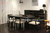 Таблица столовой таблицы китайского типа деревянная (E-25)