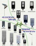 9W-helemaal in Één ZonneStraatlantaarn met de Sensor van de Motie