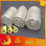 Couverture en pierre ignifuge thermique de laines de matériau d'isolation thermique