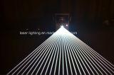 Licht van de Laser van de animatie dreef RGB hoog Lasers voor de Plaats van het Vermaak met DMX aan