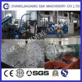 HDPE LLDPE de Pers van de Film/het Drukken voor het Plastiek dat van het Afval Makend Machine korrelt