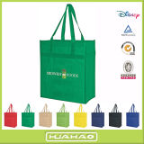 HochleistungsNon-Woven Grocery Tote Bag mit Poly Board Insert