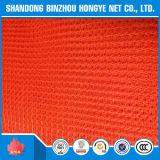 Réseau neuf de flamme de HDPE de 100% pour l'échafaudage/le réseau sécurité dans la construction