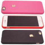 Caixa macia colorida Matte contínua do telefone móvel de TPU para o iPhone 7 (XSDD-046)