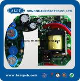 コンポーネントが付いているBluetoothのイヤホーンの受話器PCBA MaindのボードPCB