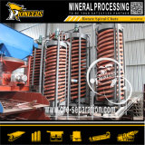 Separatore di spirale della strumentazione di Benefication di estrazione mineraria del bicromato di potassio per il processo di arricchimento del minerale metallifero