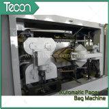 Saco de papel automático de alta velocidade de Karft do papel de Brown que faz a maquinaria