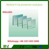 病院の実験室のX線の保護鉛ガラスの対レーダー鉛ガラス