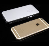 2016 iPhone人間の特徴をもつLCDのビデオゲームプロジェクターのための最も新しい携帯用小型プロジェクターLED小型プロジェクター