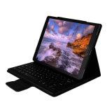 Cas de chiquenaude de cuir d'unité centrale pour l'iPad PRO avec le clavier bluetooth