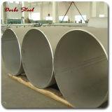 Pijp van het Roestvrij staal van ASTM A312 TP304 de Naadloze
