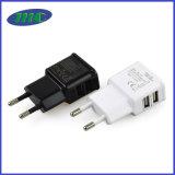 Caricatore del USB della porta doppia del Ce 5V di RoHS