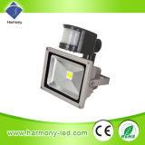 Lámpara de inundación al aire libre de IP65 Epistar SMD 30W LED