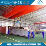 Magazzino prefabbricato della struttura d'acciaio da vendere