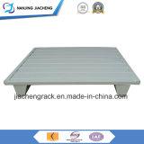 La poudre d'entrepôt a enduit la palette en métal Q235 faite en Chine