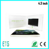 4.3 pouces HD / IPS Screen Hardback Edition Advertising Player