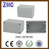 Boîte de jonction imperméable à l'eau en plastique articulée par IP65 de jonction de prise électrique de distribution de service d'OEM du rupteur 250*80*70
