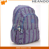 La grande mode met en sac le sac à dos de sacs à dos pour des adolescents, élève de lycée