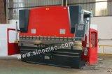 CNC отжимает гибочную машину We67k-160t/3200 машины тормоза