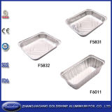 Restaurant Food Packaging를 위한 처분할 수 있는 Aluminum Foil Plates