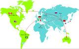 Frankreich China zu den SGS-Produkten Deca Duraboli