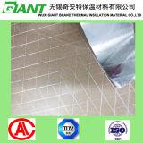 Soldando el papel de Kraft en caliente del papel de aluminio reforzado por Scrim Yarn