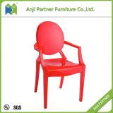傑作デザイン椅子(Melor)を食事する任意選択カラーポリカーボネート