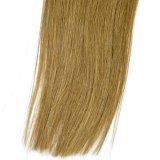 Cabelo pre lig extraído dobro Lbh 036 da ponta da extensão U do cabelo humano