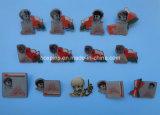 오만 National Day Gifts를 위한 금속 오만 Lapel Pin Badge