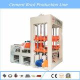 Máquina concreta completamente automática del bloque de la pavimentadora/máquina de fabricación de ladrillo