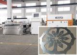 3개의 축선 금속 CNC 물 분출 절단기 술장수 알루미늄 필드
