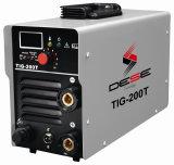 Saldatrice di CC dell'invertitore di TIG (TIG-160S/200S)