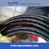 HochdruckWire Braided Hydraulic Rubber Hose SAE 100r16