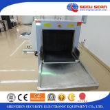 X Ray Baggage Scanner los 6550cm con Lights Alarm para Airport y Embassy