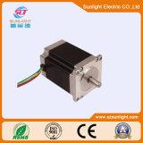 Motor de etapa elétrico da luz solar variável da velocidade mini para a venda quente