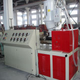 Máquina plástica da tubulação da extrusão para fazer a tubulação do HDPE de PPR