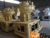 La biomasa Yfpm550 plana muere la máquina de madera de la pelotilla