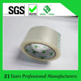 Certificado ISO fuente de la fábrica transparente cinta transparente adhesiva de BOPP