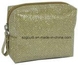 Shinning Schein Belüftung-kleiner netter Münzen-Schlüssel-fördernder neues Jahr-Geschenk-Kosmetik-Beutel