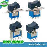 Drucktastenschalter-elektrischer Schalter/Wippenschalter