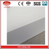 Facciata di alluminio della decorazione materiale bianca della parete da vendere